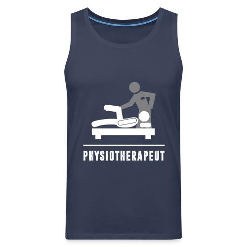 Physiotherapeut Profi - Männer Premium Tank Top