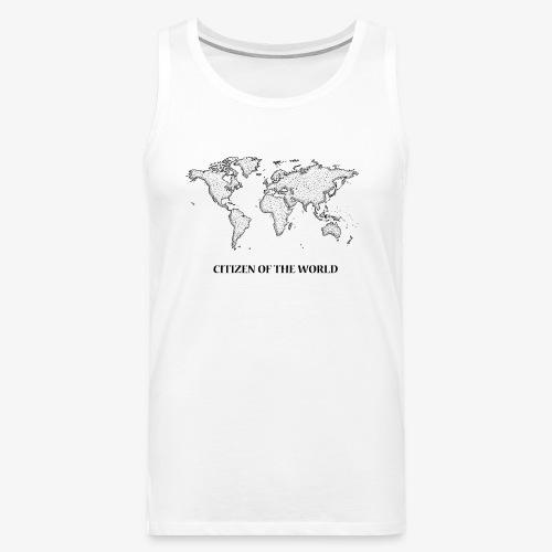 citizenoftheworld - Men's Premium Tank Top