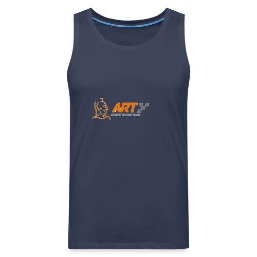 ART Logo klein - Männer Premium Tank Top