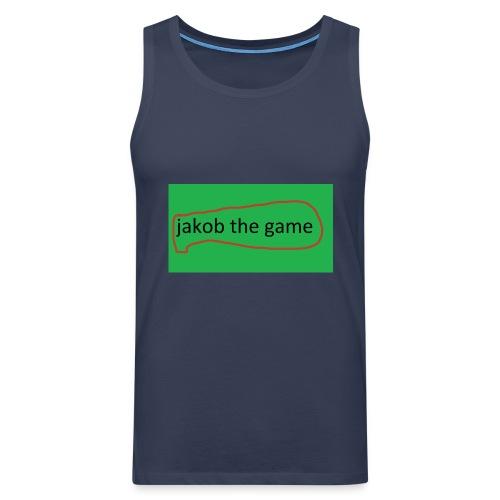 jakobthegame - Herre Premium tanktop