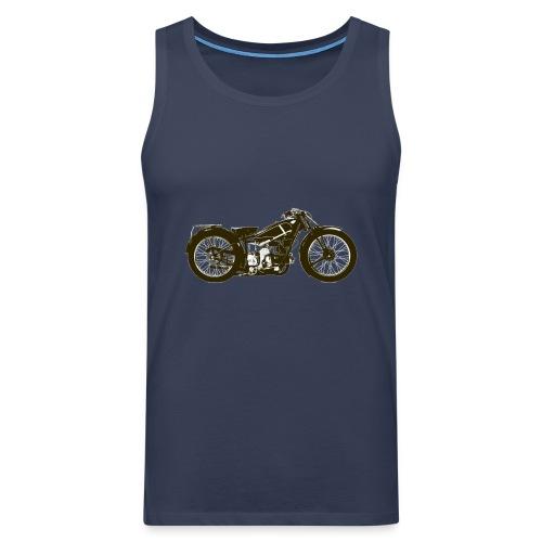 Classic Cafe Racer - Men's Premium Tank Top