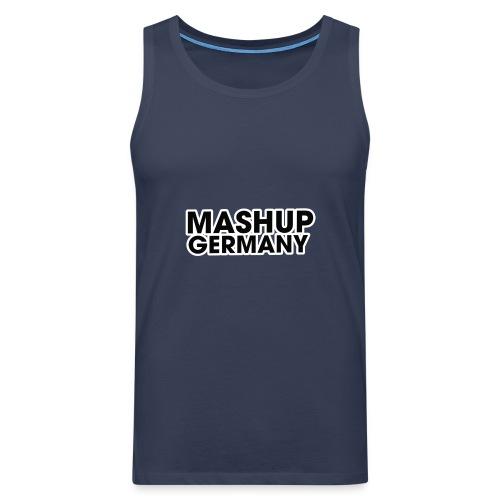 Mashup-Germany Shirt Long (Men) - Männer Premium Tank Top
