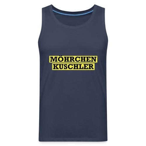 Möhrchenkuschler - Männer Premium Tank Top