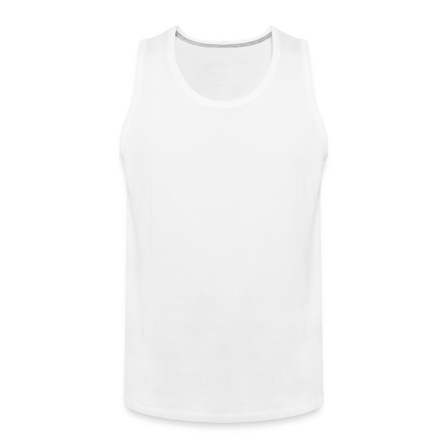Focus on Jeusus - Männer Premium Tank Top