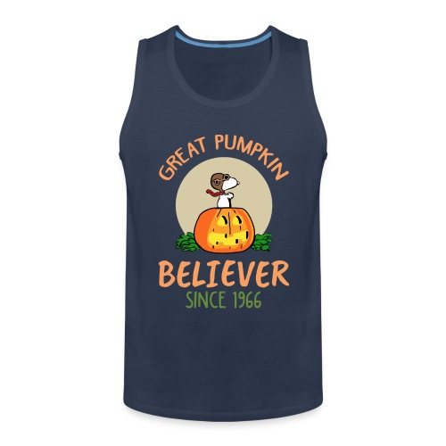 Great pumpkin believer since 1966 - Men's Premium Tank Top
