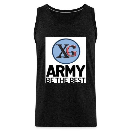 xg t shirt jpg - Men's Premium Tank Top