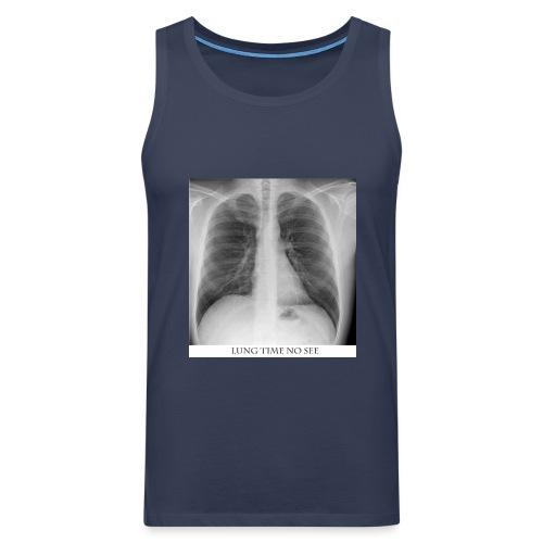 Lung Time - Débardeur Premium Homme