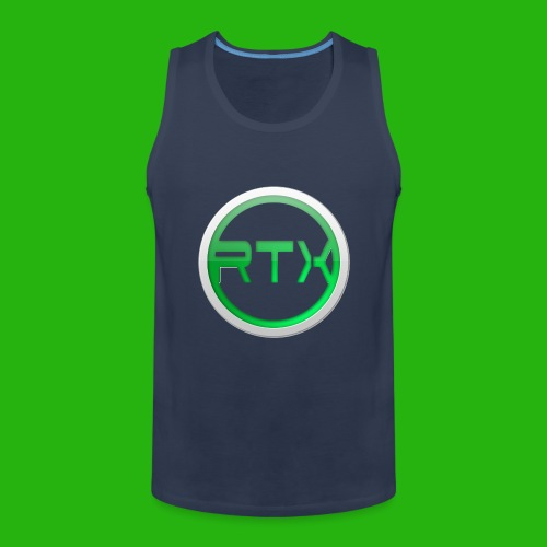 Logo Mug - Men's Premium Tank Top