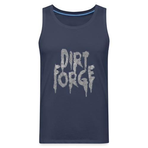 Dirt Forge Gravel t-shirt - Herre Premium tanktop