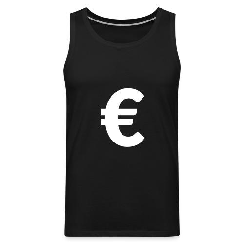 EuroWhite - Débardeur Premium Homme