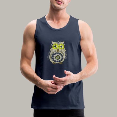Ethnic Owly - Débardeur Premium Homme