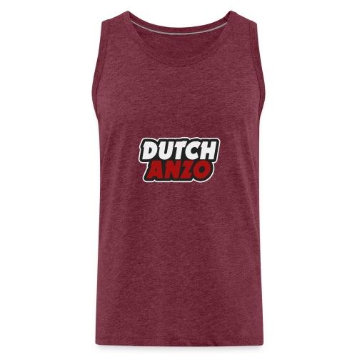 dutchanzo - Mannen Premium tank top