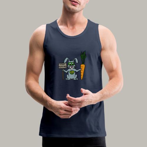 Green Rabbit - Débardeur Premium Homme