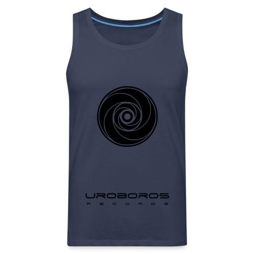 Uroboros Logo - Men's Premium Tank Top