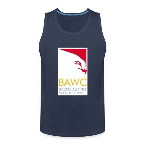 BAWC Logo - Men's Premium Tank Top