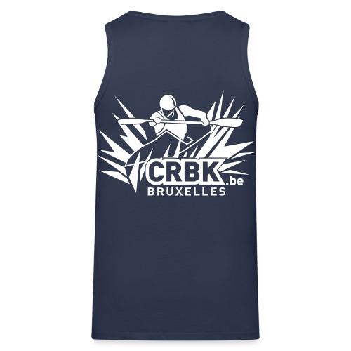 CRBK Logo 1 Color XSmall - Débardeur Premium Homme