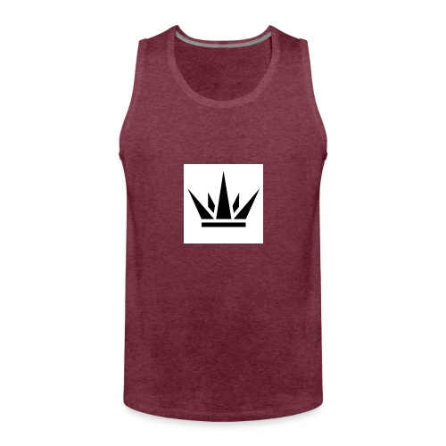 King T-Shirt 2017 - Men's Premium Tank Top