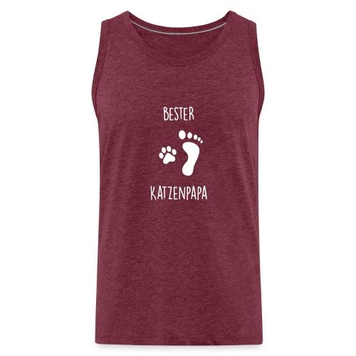 Vorschau: Männer Premium T-Shirt - Männer Premium Tank Top