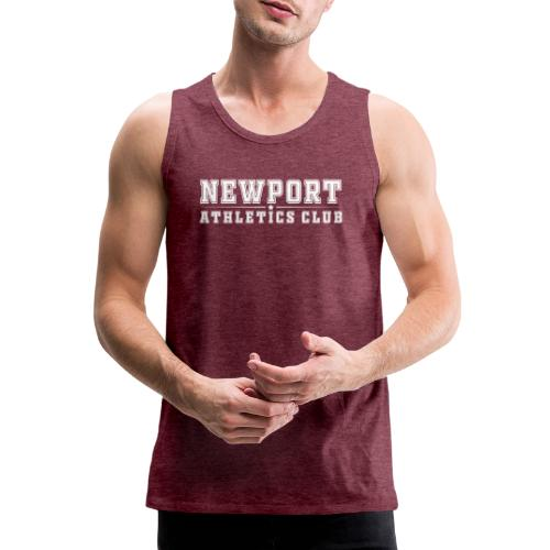 Newport Athletics Club official wear - Men's Premium Tank Top