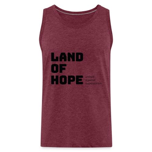 Land of Hope - Men's Premium Tank Top