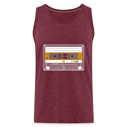 Cassette CHF - Men's Premium Tank Top