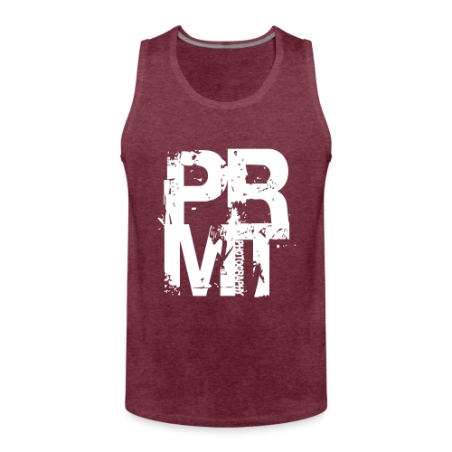 Pyromatic Shirt - Männer Premium Tank Top