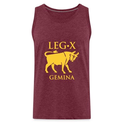 leg_x_gemina - Canotta premium da uomo