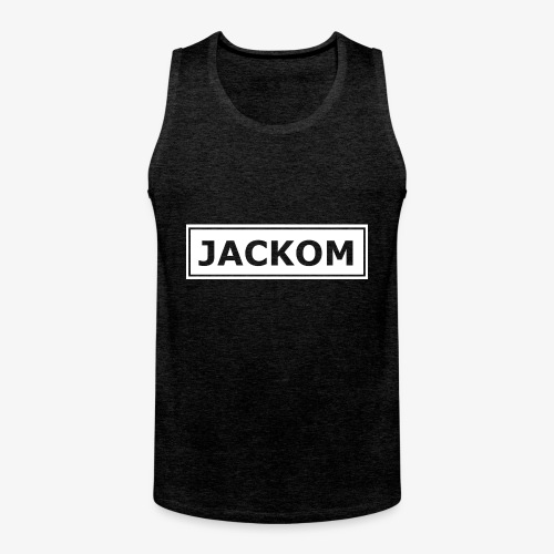 Jackom - Canotta premium da uomo