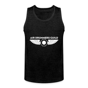 ADG Drum'n'Wings Emblem - Men's Premium Tank Top