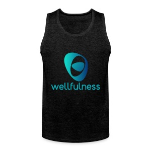 Wellfulness Sport Clasic - Tank top premium hombre