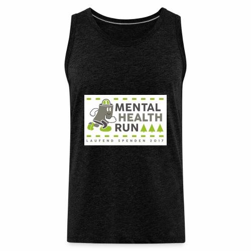 mental health run 2017 - Männer Premium Tank Top