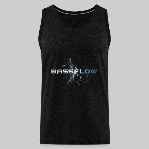Bassflow Shirt - Women - Mannen Premium tank top
