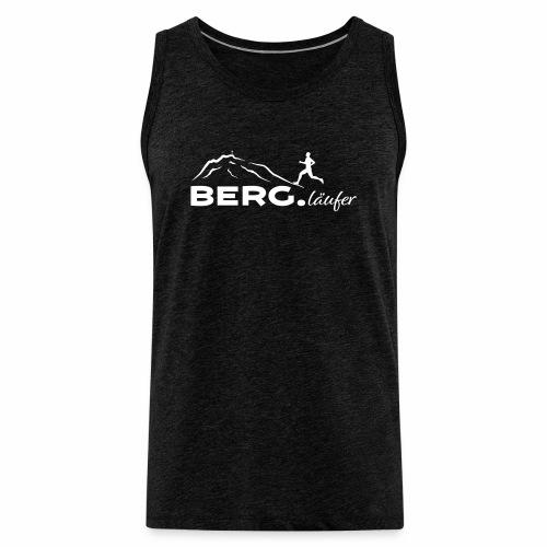 BERG.läufer - Männer Premium Tank Top