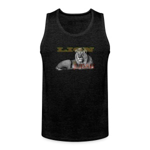 Lrg Judah Tribal Gears - Men's Premium Tank Top