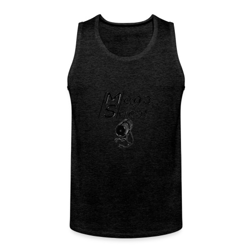 camisetas deportivas - Tank top premium hombre