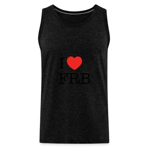 I Love FRB - Streetwear - Herre Premium tanktop