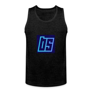 backgrounder_-17- - Men's Premium Tank Top