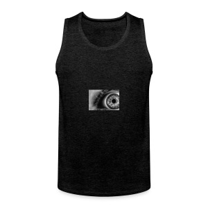 Crazy Eye - Männer Premium Tank Top