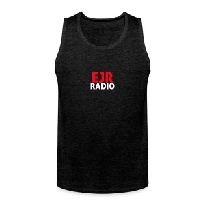EJR_Words_Logo - Men's Premium Tank Top