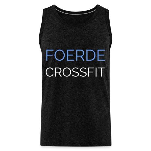 Foerde CrossFit - Männer Premium Tank Top