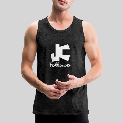 JC Follower - Nachfolger Jesu Christi - Männer Premium Tank Top