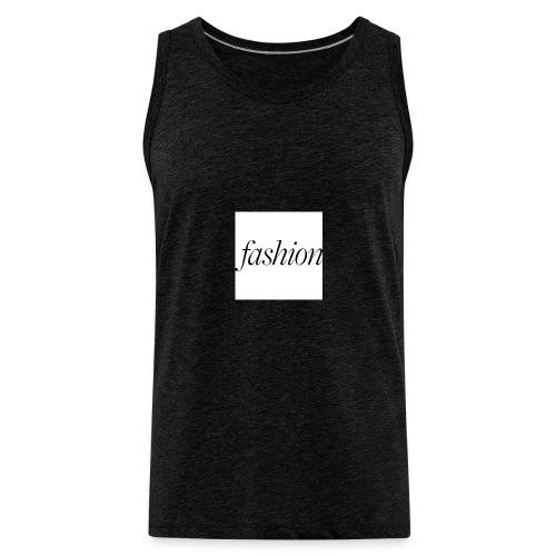 fashion - Mannen Premium tank top