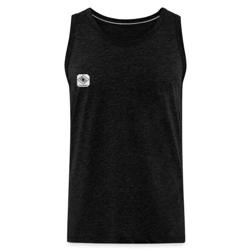 Illusion attire logo - Men's Premium Tank Top