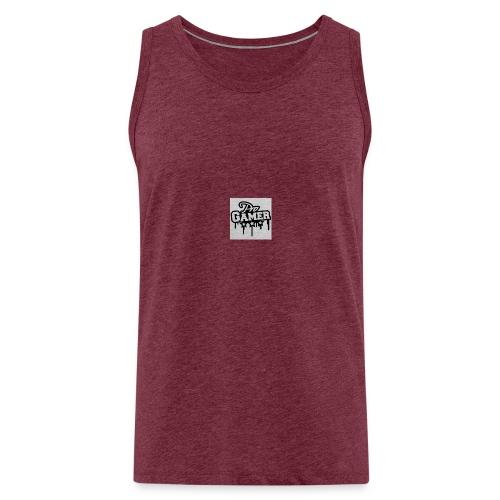 pro gamer graffiti magliette felpa da uomo di stan - Canotta premium da uomo