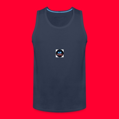 logo jpg - Men's Premium Tank Top