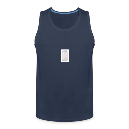 PLEASE FILL UP MY EMPTY JAR - Men's Premium Tank Top