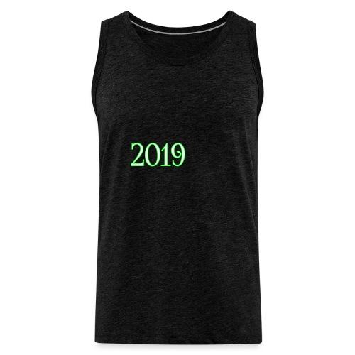 2019 - Men's Premium Tank Top