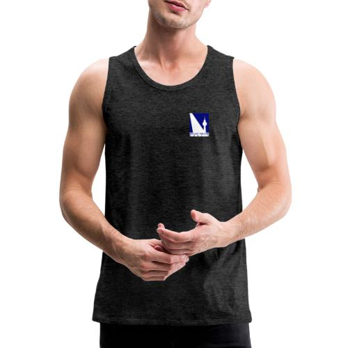 Instant Theater Berlin logo - Men's Premium Tank Top