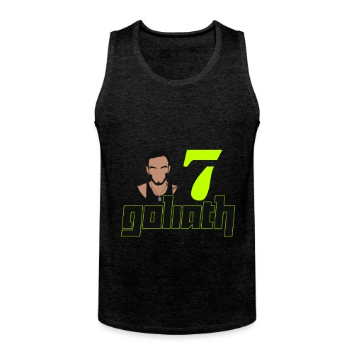 Goliath Style 07 - Mannen Premium tank top
