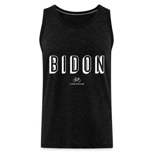 Bidon - Débardeur Premium Homme